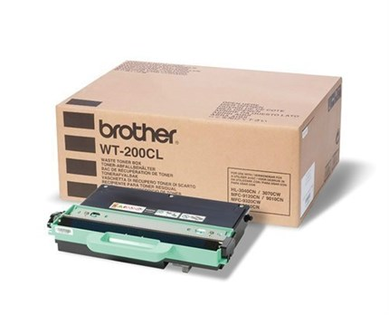 Bote residual de toner WT-200CL Brother