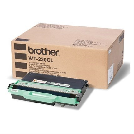 Brother WT-220CL bote de toner residual