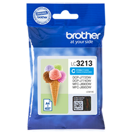 Brother LC3213C tinta cian