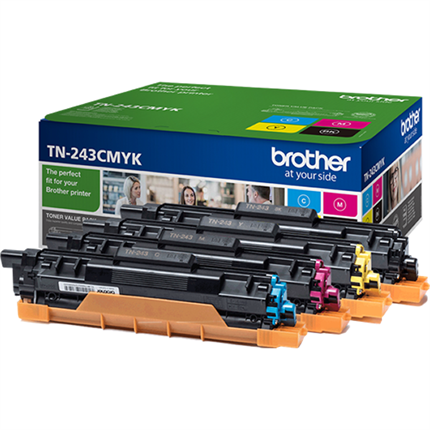 Brother TN-243CMYK multipack