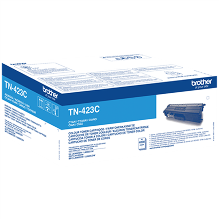 Brother TN-423C toner cian original