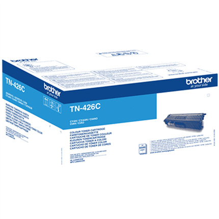 Brother TN-426C toner cian