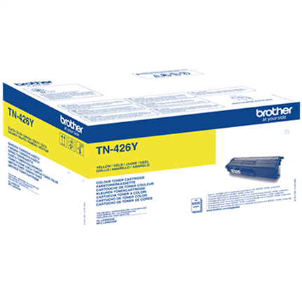 Brother TN-426Y toner amarillo original