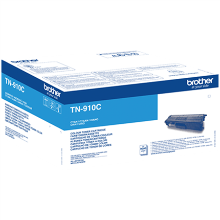 Brother TN-910C toner cian
