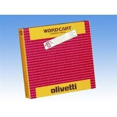 Cinta Electronica Correctable Olivetti 80670H Wordcart