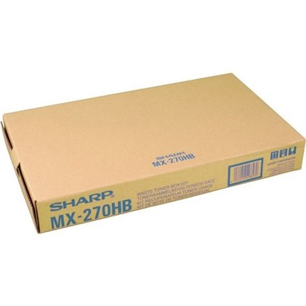 Sharp MX-270HB bote residual de toner original
