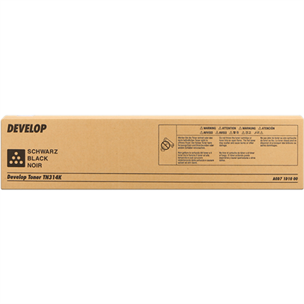 Develop A0D71D1 - TN-314bk toner negro