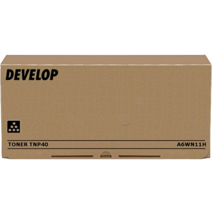 Develop A6WN11H - TNP-40 toner negro