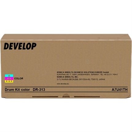 Develop A7U41TH - DR-313C tambor varios colores
