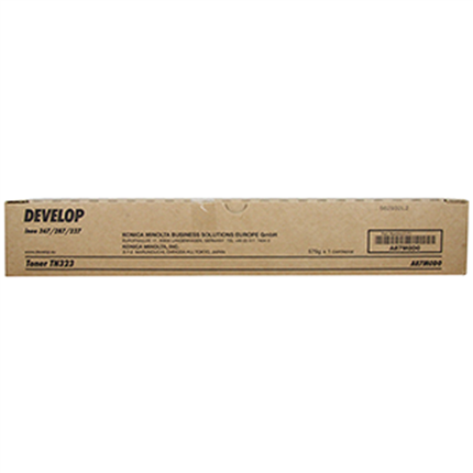 Develop A87M0D0 - TN-323 toner negro