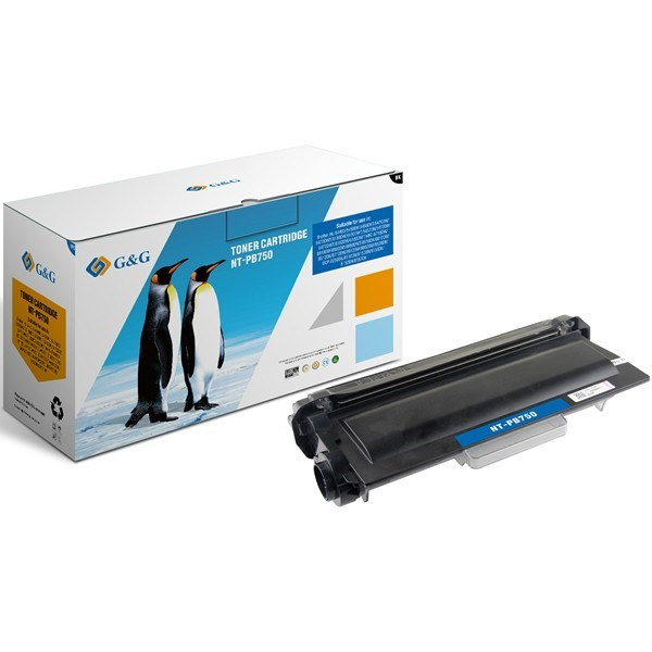 G&G Brother TN3330/TN3380 negro cartucho de toner generico