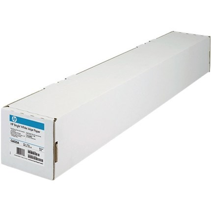 Hp C6035A Rodillo de papel, 610 mm x 45,7 m, 90 g/m², mate, blanco intenso