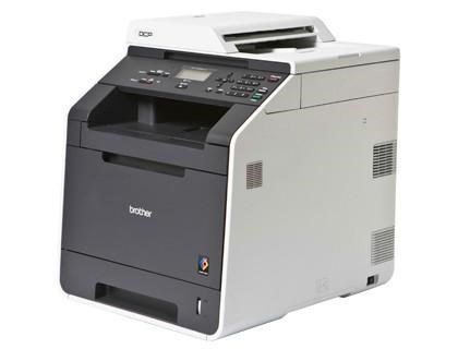 Brother DCP-9055CDN laser color multifuncion