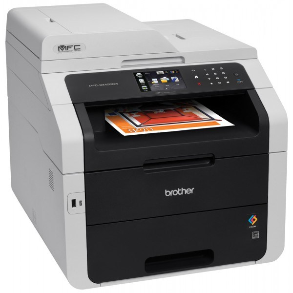 Impresora Brother MFC9340CDW laser color