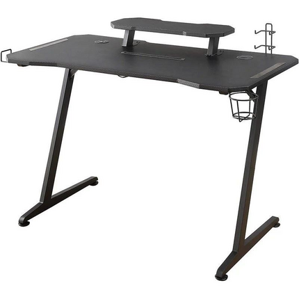 Mesa Gaming Woxter Stinger Gaming Desk Elite/ 120 x 60 x 87 cm/ Negro