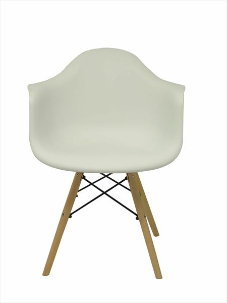Pack 4 Silla de Oficina Chillon color Blanco (1)