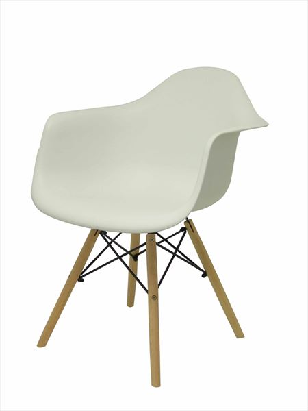 Pack 4 Silla de Oficina Chillon color Blanco (2)
