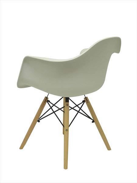 Pack 4 Silla de Oficina Chillon color Blanco (4)