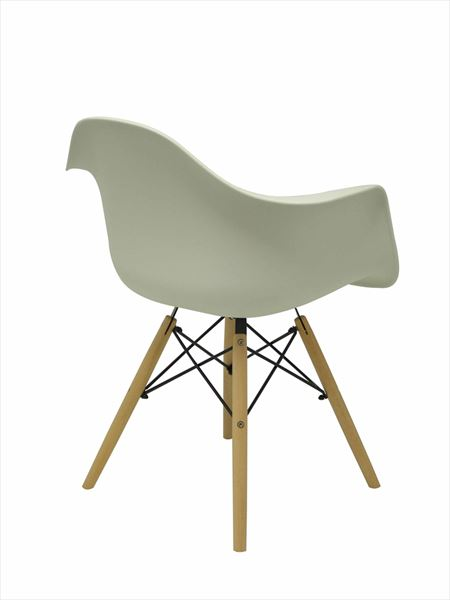 Pack 4 Silla de Oficina Chillon color Blanco (6)