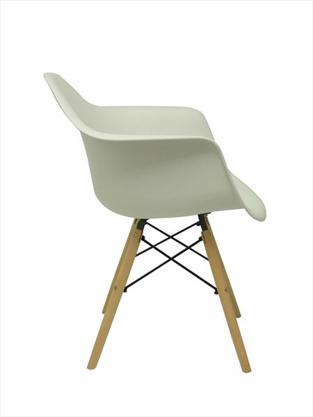 Pack 4 Silla de Oficina Chillon color Blanco (7)
