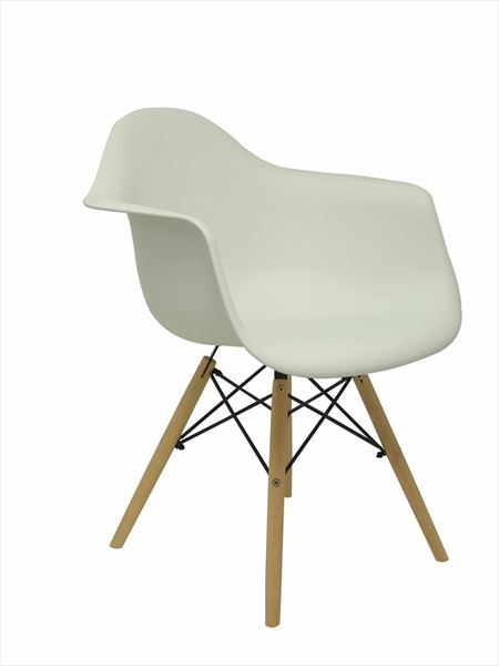 Pack 4 Silla de Oficina Chillon color Blanco