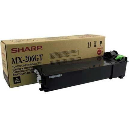 Sharp MX-206GT toner negro