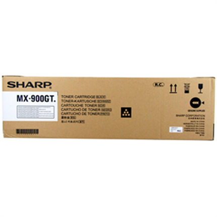Sharp MX-900GT toner negro