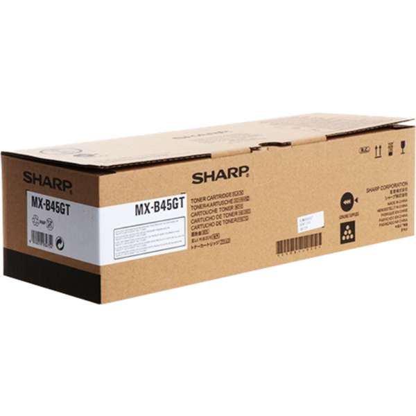 Sharp MX-B45GT toner negro original