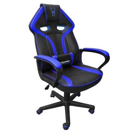 Silla Gaming Woxter Stinger Station V2/ Azul Alien