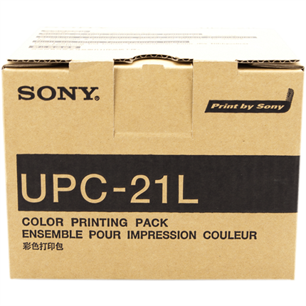 Sony UPC-21L multipack varios colores