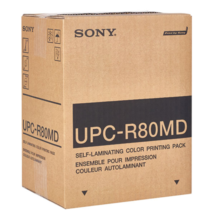 Sony UPC-R80MD papel medico original