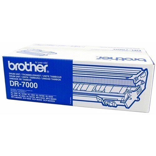 Brother DR-7000 tambor negro