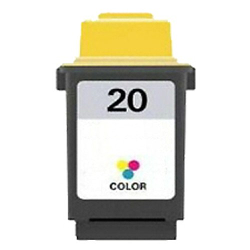 Tinta 15MX120E - 20 compatible Lexmark color
