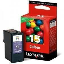 Lexmark 15 - 18C2110E tinta color