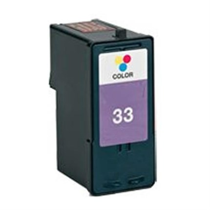 Tinta 18CX033E - 33 compatible Lexmark color