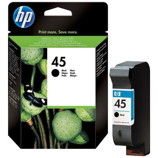 Tinta 51645AE - 45 Hp negro 42 ml