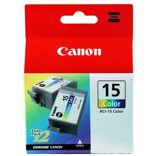 Canon BCI-15CL - 8191A002 tinta color