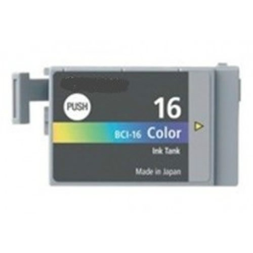 Tinta BCI-16CL Canon compatible color