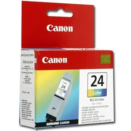 Canon BCI-24CL - 6882A002 tinta color