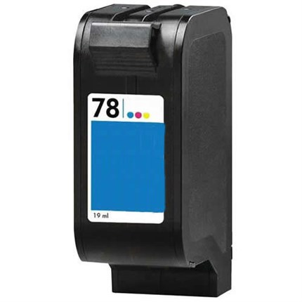 Tinta C6578A - 78 Hp compatible color