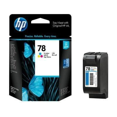 Tinta C6578D - 78 Hp color 19 ml
