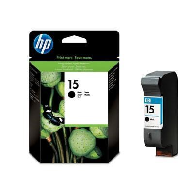 Tinta C6615DE - 15 Hp negro 25 ml
