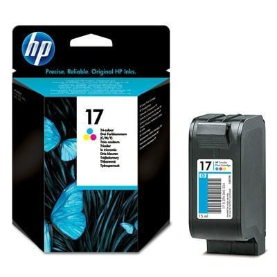 Tinta C6625A - 17 Hp color