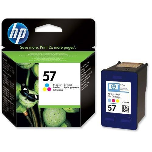 Tinta C6657AE - 57 Hp color 17 ml