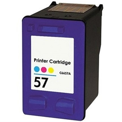 Tinta C6657AE - 57 Hp compatible color
