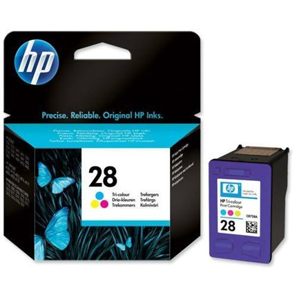 Tinta C8728AE - 28 Hp color