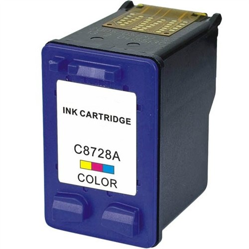 Tinta C8728AE - 28 Hp compatible color