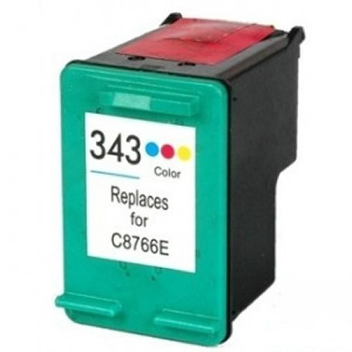 Tinta C8766EE - 343 Hp compatible color