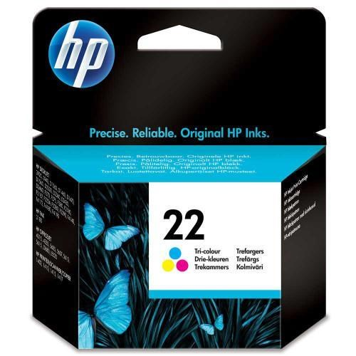 HP 22 - C9352AE tinta color
