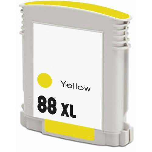 Tinta C9393A - 88XL Hp compatible amarillo